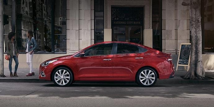 Hyundai Accent лишается МКП. Пока только в США
