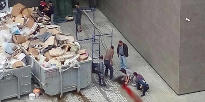 В Могилеве возле торгового центра разделывали барана. Милиция проводит проверку