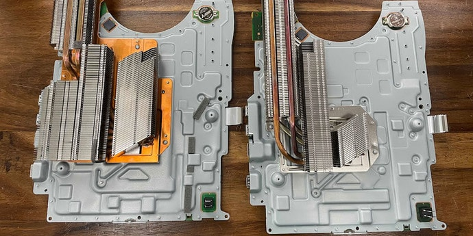 В PlayStation 5 уменьшили радиатор. Говорят, это не повлияет на охлаждение