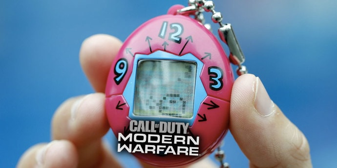 В Call of Duty: Modern Warfare появится Тамагочи, питающийся смертями