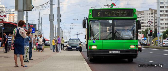 Следующая «выдвинутая» остановка общественного транспорта появится у ст. м. «Уручье»