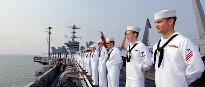 ВМС США обвинили в пиратстве на $600 миллионов