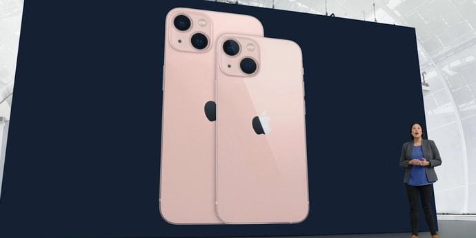 Apple представила iPhone 13, iPhone 13 mini, iPhone 13 Pro и iPhone 13 Pro Max