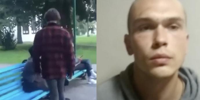 Установлен парень, который избил ногами мужчину в Пружанах(видео)