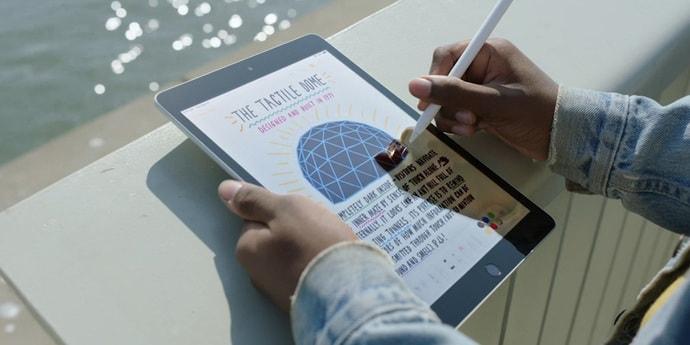 Apple представила новый iPad и iPad mini, сравнив первый с Android-планшетами