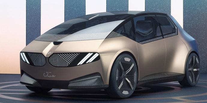 Вот такими будут BMW в 2040 году