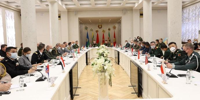 Завтра начинаются учения «Запад-2021». Чьи военные приехали в Беларусь и что будут делать
