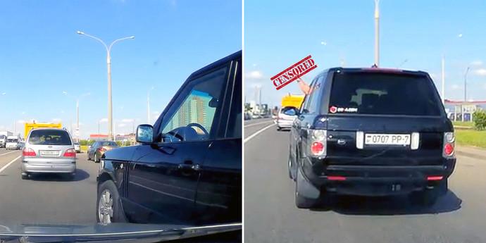 О взаимоотношениях на дороге: почему некоторым показать средний палец проще, чем извиниться? (видео)