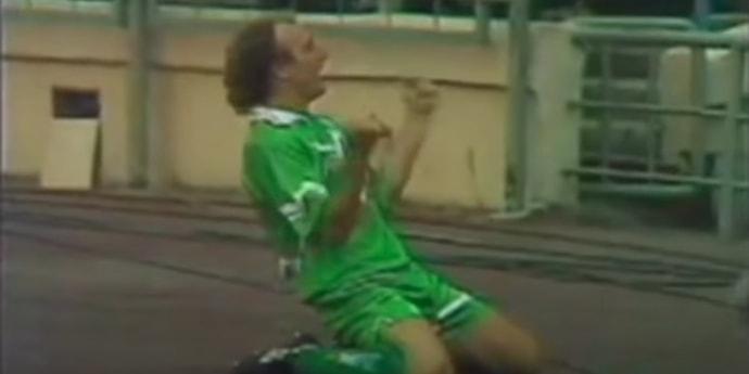Умер футболист Сергей Герасимец. Видео его гола голландцам