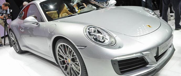Porsche не видит смысла в электрической версии 911