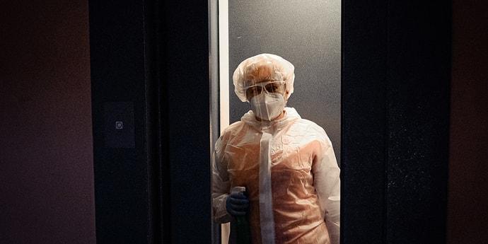 Статистика Минздрава: за сутки в Беларуси 1405 человек заразились коронавирусом