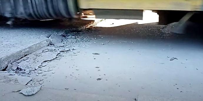 В Борисове и Новополоцке закрыли проблемные мосты