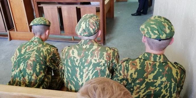 Вынесен приговор бывшему сержанту внутренних войск, который обвинялся в неуставщине