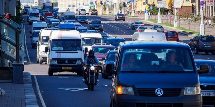 Минск: в следующем году перенастроят светофоры для обеспечения приоритета общественного транспорта?