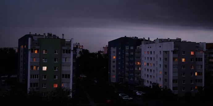 Синоптики оказались правы: в Минске прошел дождь, в отдельных районах — с грозой (обновлено)
