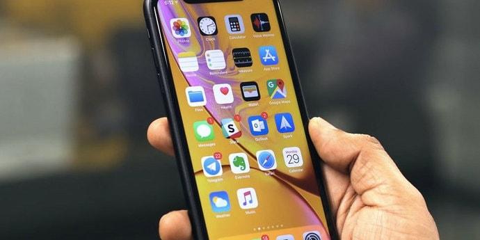 В 2021 году iPhone получит полноэкранный сканер отпечатков пальцев