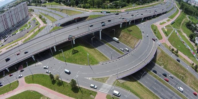 Трехуровневую развязку в Минске уже собираются ремонтировать. Без заторов не обойдется?