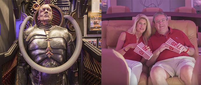 Американец за $1,5 миллиона превратил домашний кинотеатр в корабль из Star Trek
