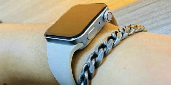 В Китае уже продают клон Apple Watch Series 7