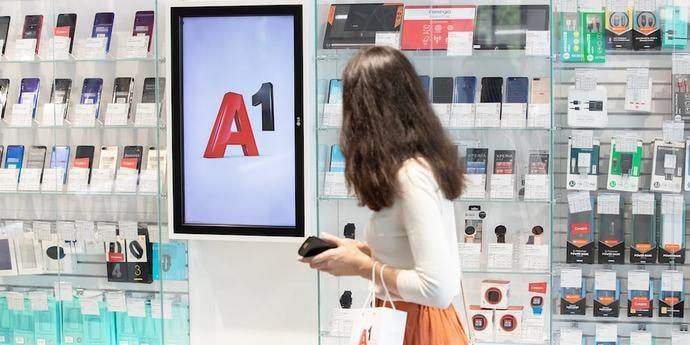 A1 повышает цены с 1 октября