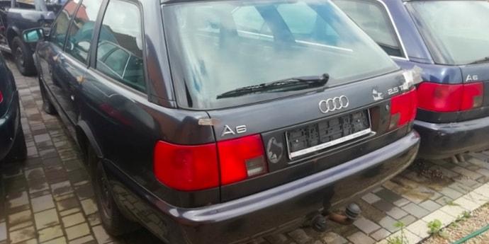 Белорус за четыре месяца ввез семь Audi под видом одной