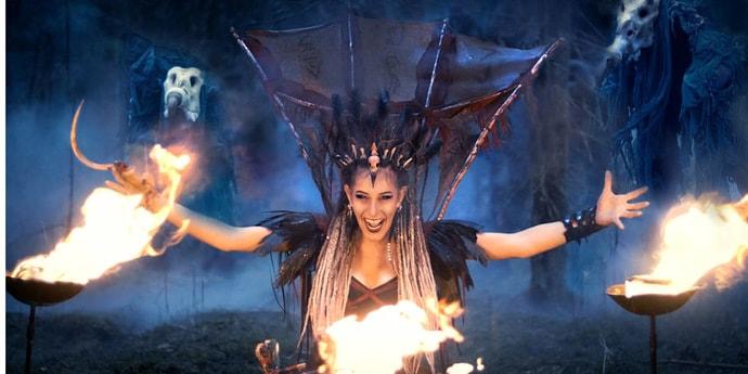Музыканты Irdorath сняли мистическое видео «из дикого леса другой Беларуси». Получилось очень красиво (видео)