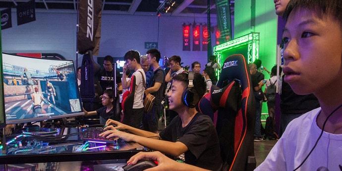Детям в Китае разрешать играть в онлайн-игры три часа в неделю