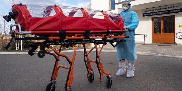 За сутки коронавирусом официально заболели еще 1842 человека