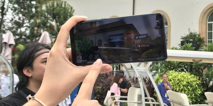 Huawei рассказала о своей платформе в смешанной реальности и EMUI 10