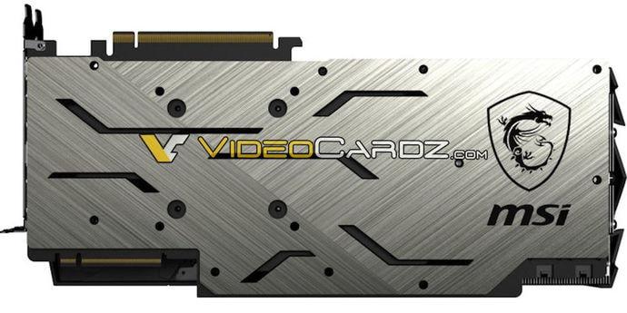 В сеть попали первые фото, цена и характеристики MSI GeForce RTX 2080 Ti