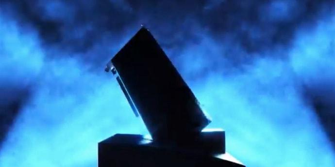 Intel показала силуэт своей первой за 20 лет дискретной видеокарты