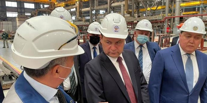 В Беларусь придет нефть из Казахстана: подписано соглашение