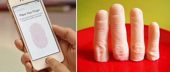 Полиция распечатает пальцы мертвеца, чтобы разблокировать его смартфон