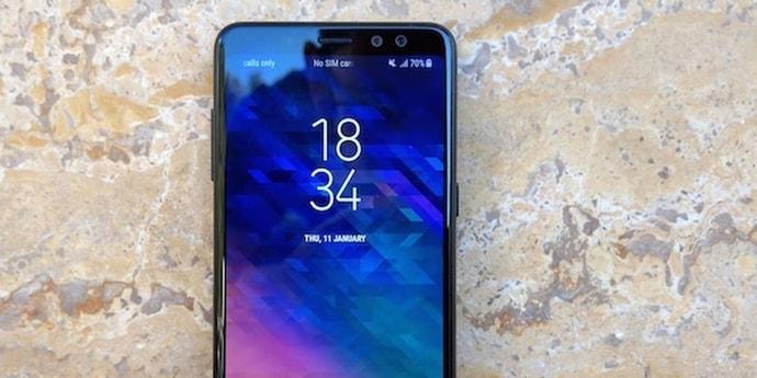 Samsung использовала стоковые фото, утверждая, что они сделаны на Galaxy A8