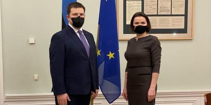 Главное в пятницу. Тихановская выступает перед членами Совбеза ООН, белорусские спортсмены призвали генпрокурора России не экстрадировать Кудина(дополнено)
