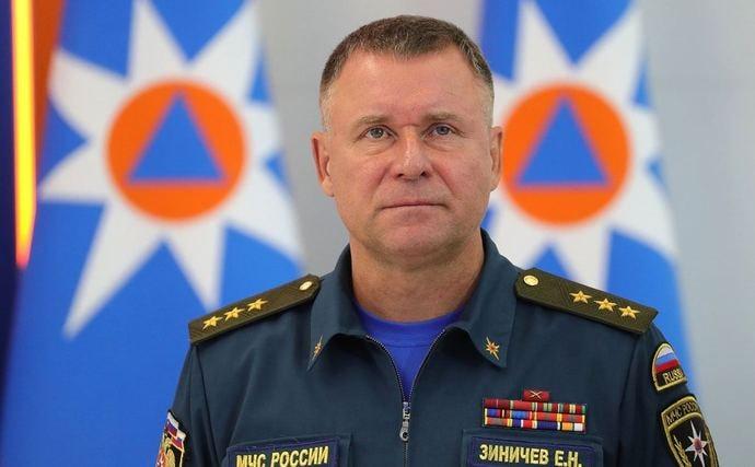 Глава МЧС России погиб во время учений в Норильске. Разбился о выступавший камень(дополнено)