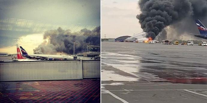 Следователи считают причиной крушения SSJ, в котором погиб 41 человек, ошибку пилотов