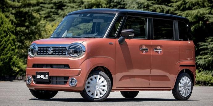 Помните такую модель, как Suzuki Wagon R? Посмотрите, что с ней стало