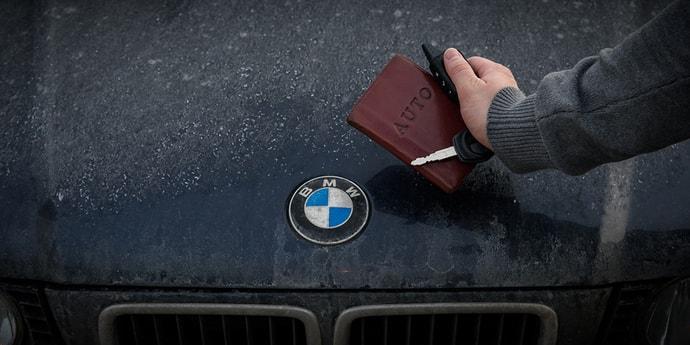 Названы пять главных мошеннических схем при покупке б/у автомобиля