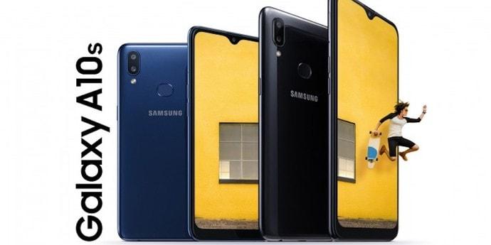 Samsung представила Galaxy A10s
