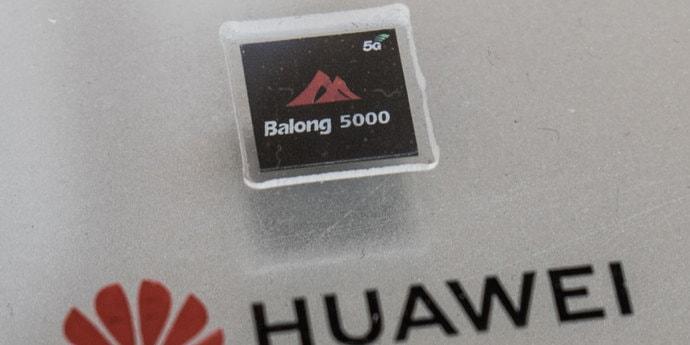 5G-чип Huawei назвали слишком большим и дорогим