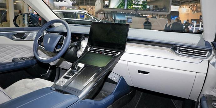 Great Wall возвращается на европейский рынок с 470-сильным премиум-SUV