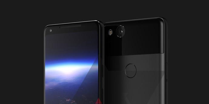 В сеть попали изображения смартфона GooglePixel 2 XL