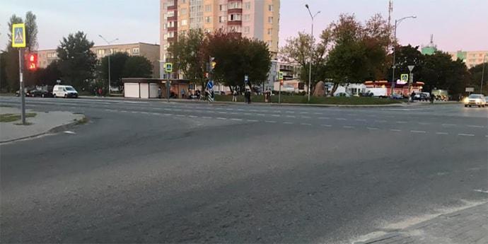 В Боровлянах женщина на Suzuki Jimny совершила наезд на трехлетнего ребенка
