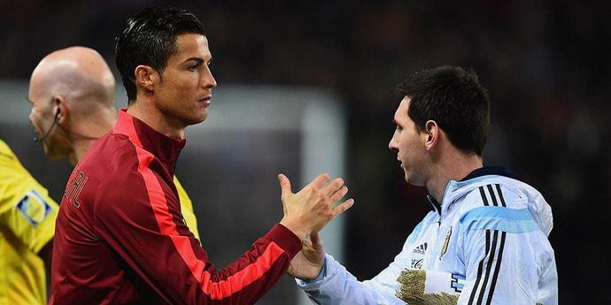 Португалия почти в плей-офф, Аргентина ужасна. Кто вам больше нравится: Роналду или Месси?