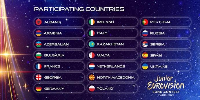 Детское «Евровидение» впервые в истории пройдет без Беларуси