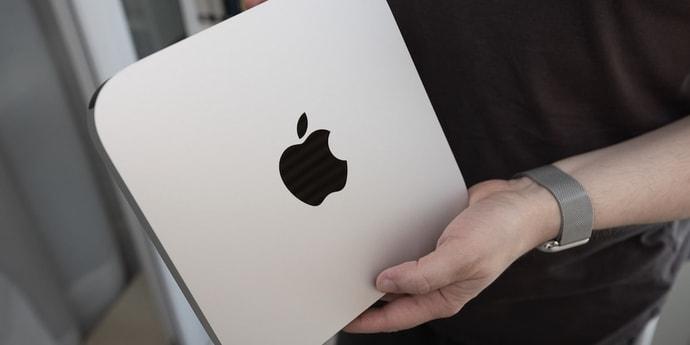 Apple готовит особо мощный Mac mini