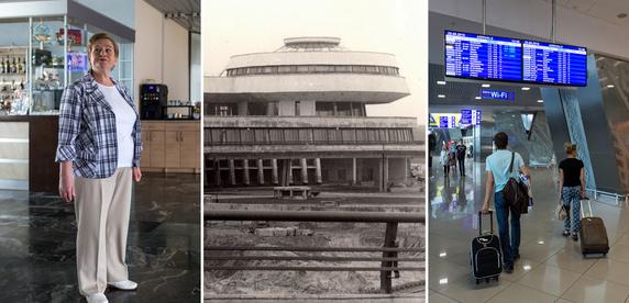 «Раньше закупиться в Duty Free можно было еще и по прилете». История главного аэропорта страны, которая началась на болоте