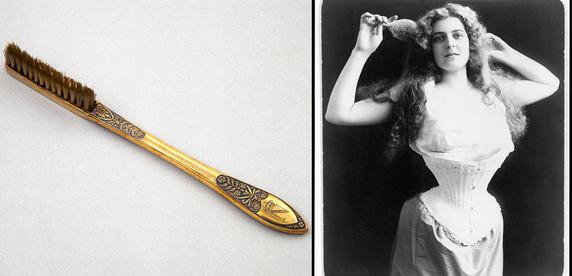 История изобретений. Как грудь спасли от корсета, а в тюрьме придумали зубную щетку