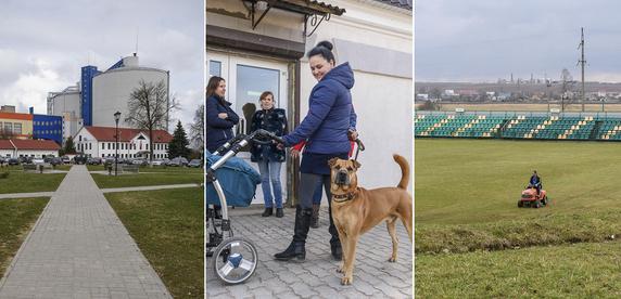 Футбольный клуб с бюджетом в $1 миллион и гостиница, где отдыхал Безруков. Репортаж из сахарной столицы Беларуси